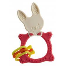 <b>Прорезыватель ROXY</b>-<b>KIDS Универсальный</b> Bunny Teether ...