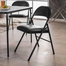 set of folding chairs. Set Of Folding Chairs