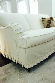2 piece t cushion sofa slipcover 2 piece stretch sofa slipcover t cushion