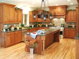 Small Picture Great Kitchen Ideas With Oak Cabinets Kitchen Design With Oak