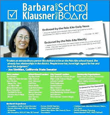 Political Campaign Flyer Template Free Election Brochure