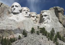 Original Design For Mt Rushmore Mount Rushmore National Memorial A Presidential Tribute