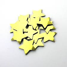 Gold Star Sticker Chart 20 X Golden Stars Reward Chart Magnets