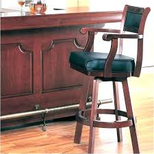 Kitchen Bar Stools Swivel With Arms