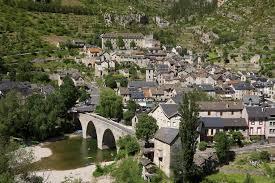 Le village médiéval de St Enimie