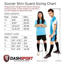 Soccer Shin Guards Youth Dashsport