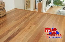 floating hardwood