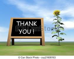 Spruch Danken Render Tafel Sonnenblume Sie 3d Schöne