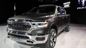 2019 Ram 1500 - 2018 Detroit Auto Show - YouTube