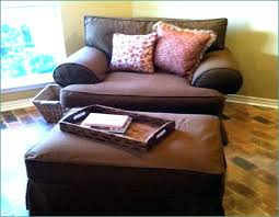 overstuffed chair with ottoman red oversized chair and ottoman comfortable brown oversized chair with ottoman in