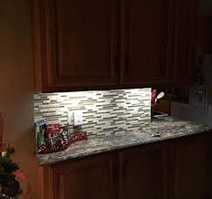 Amazoncom SUNTHIN 3 Panels Daylight LED Under Cabinet Lighting