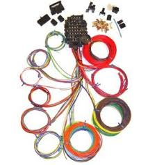 universal automotive wiring harnesses hotrodwires com Ford Wiring Harness Kits 18 circuit universal wiring harness