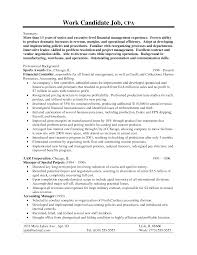 Assistant Assistant Controller Resume