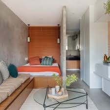 Studio Apartment Interior Design Inspiration Small Apartment Design And Interiors Dezeen