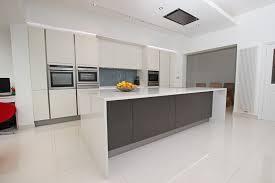 modern white kitchen island. Modern Grey And White Kitchens . Kitchen Island O