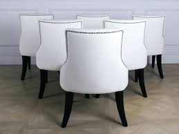 white leather dining room chairs white leather dining chairs lovely dining chairs white leather 7 furniture