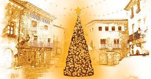 Resultado de imagen de pueblo en navidad