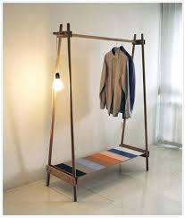 Homemade Metal Coat Rack Cool Homemade Metal Coat Rack Transformed Racks On Racks Clothing Clothes
