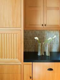 Ann Sacks Glass Tile Backsplash Minimalist Interesting Design