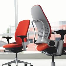 staple office chair. Best Expensive: Steelcase Leap Ergonomic Office Chair Staple S
