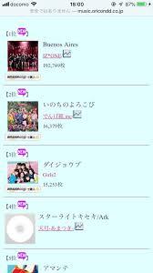 Oricon Music Chart 190626 Chart Oricon Daily Singles Chart 06 26 19 1