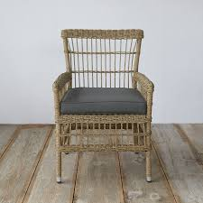 gray wicker dining chairs best home chair decoration