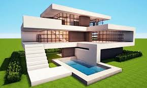 A house doesn't always have to look like a house. Some Of The Unique Minecraft House Design Ideas To Try Out By Architecturestyle Medium