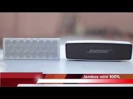 bose jambox. mini jambox vs bose sound test - youtube c