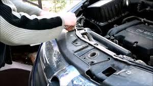 Opel Corsa D Front Bumper Removal