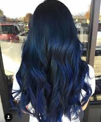 Colorful Hairstyles 39 Inspiration Pin By Liz R On 24 Pinterest Hair Style Denim Hair And