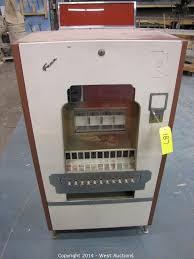 Vending Machine Auction Interesting West Auctions Auction Post Auction For Bankruptcy Auction Of San