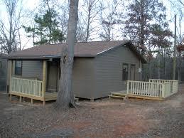 Birds Nest Bed Green Acres Fishing Lodge Wayne Lisa Green Cabin Rental