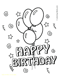happy birthday daddy coloring pages happy birthday coloring pages for dad coloring book and pages happy