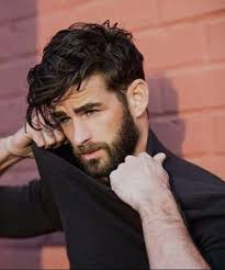 45 suave hairstyles for men with wavy