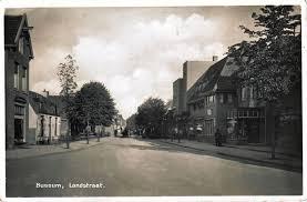 Bussum 1930 Landstraat Bussum Old Pictures E Outdoor