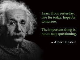 Quotes About Asking Questions Impressive How To Think Creatively By Asking Questions Like Einstein