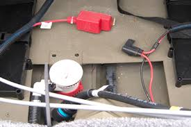 boat building standards basic electricity wiring your boat bilge pump