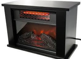 life pro mini fireplace infrared quartz electric space