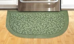green kitchen rugs memory foam mats goods light