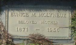 Eunice Myrtle Morrison Molyneux (1871-1956) - Find A Grave Memorial