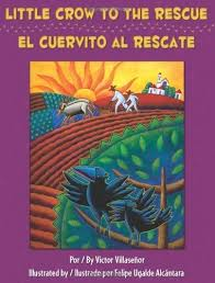 best victor villase atilde plusmn or images books memoirs and little crow to the rescue el cuervito al rescate by victor villaseatildeplusmnor
