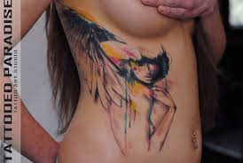 эскизы и фото тату на ребрах татуировки на ребрах особенности