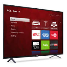 Refurb TCL 55\ Best Smart TV Deals - Discount TVs on Sale