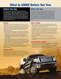 2010 Ford F150 Towing Capacity Chart 2010 Ford F150 Towing Guide Specifications Capabilities