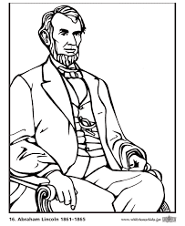 Small Picture Bluebonkers US Presidents coloring pages President Abraham