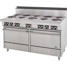 Garland Appliance Parts Garland Ss684 Sentry Series 10 Sealed Burner Electric Restaurant