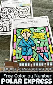 Get your tickets, jump on the polar express and believe. Polar Express Coloring Pages