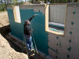 DIY Exterior Basement Waterproofing Ideas  New Basement Ideas - Exterior waterproof sealant