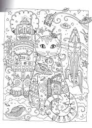 Creative Haven Creative Cats Dover Publications