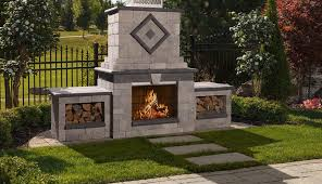 Stone Age Manufacturing Outdoor Fireplaces - New England Silica, Inc.